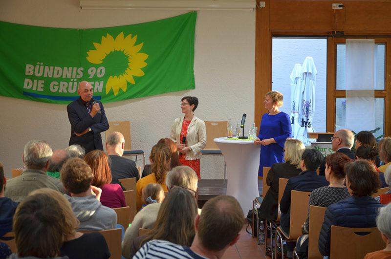 Jürgen Mistol, Heike Gramann, Katharina Schulze