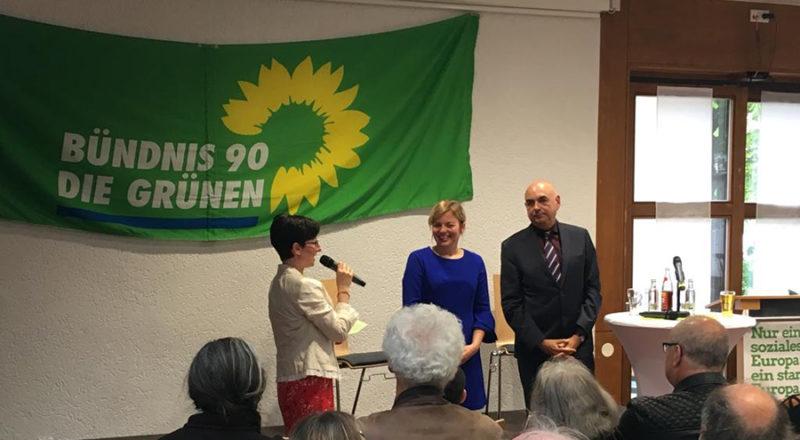 Heike Gramann, Katharina Schulze, Jürgen Mistol