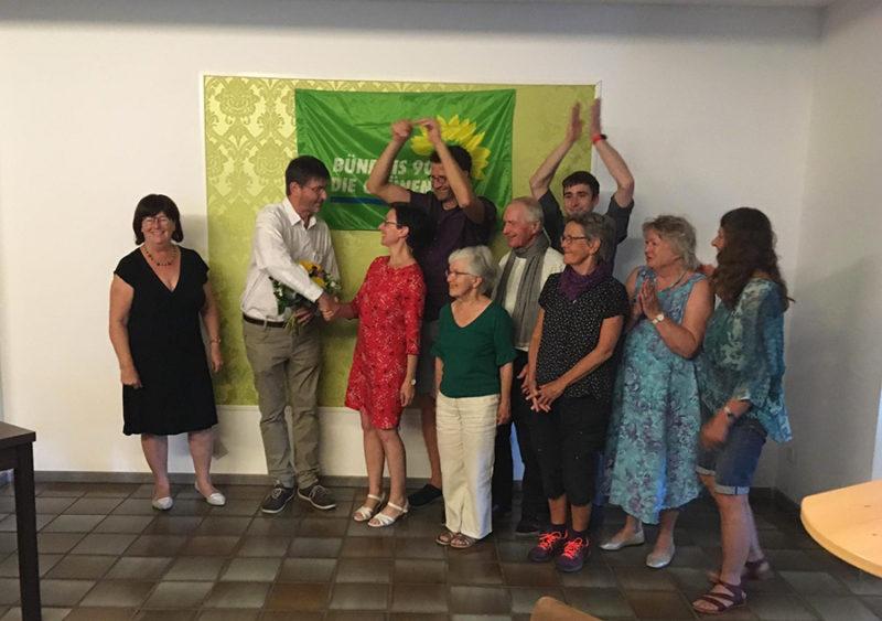 Grüne Regenstauf Bürgermeisterwahl für Kommunalwahl 2020