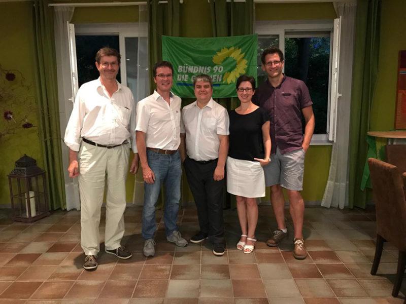 Vortrag von Harald Ebner zum Smart-Farming